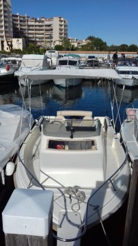 Bootsverleih Mandelieu-la-Napoule günstig Shaft 550