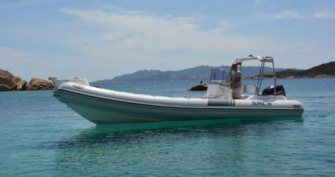 Schlauchboot mieten in La Maddalena zum besten Preis