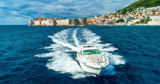 Motorboot mieten in Dubrovnik - Jeanneau PRESTIGE 34 s