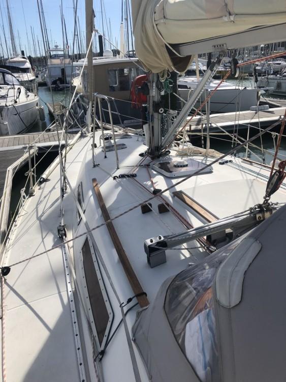 Bootsverleih La Rochelle günstig Sun Legend 41