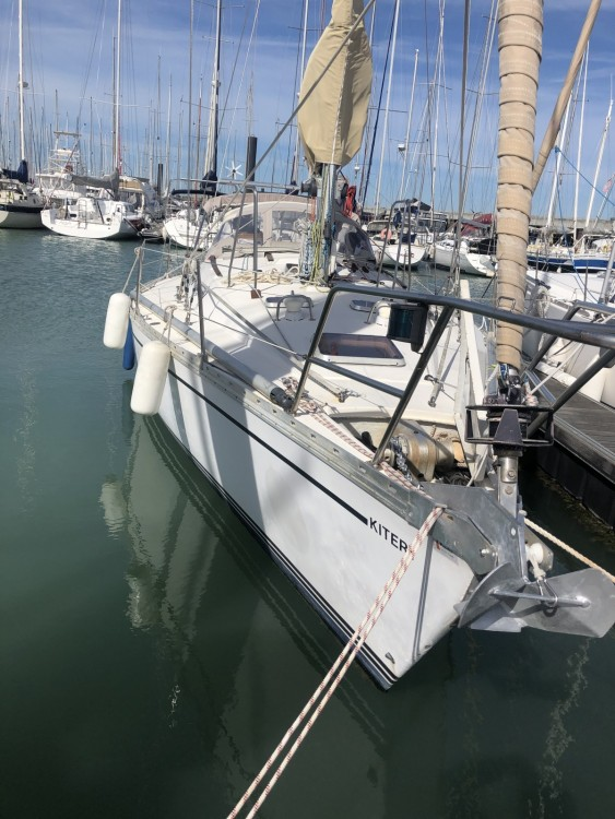 Jeanneau Sun Legend 41 zwischen Privatpersonen und professionellem Anbieter La Rochelle