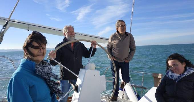Yacht-Charter in Le Havre - Construction-A-Lunite  TX 57 auf SamBoat