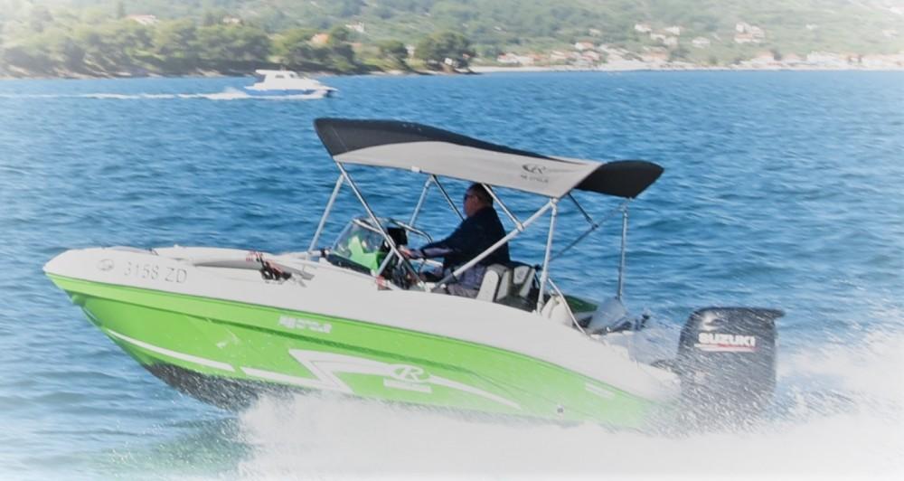Ein Rancraft Smart RS Cinque mieten in Zadar