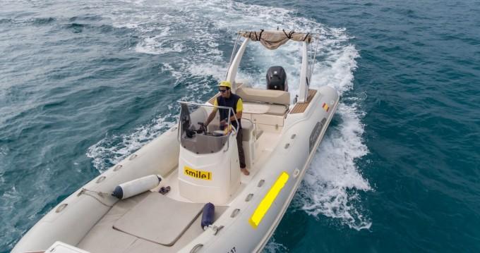 Capelli Tempest 770 zwischen Privatpersonen und professionellem Anbieter Palma de Mallorca