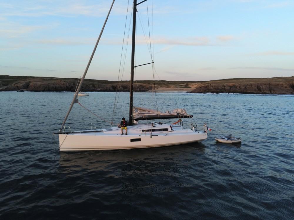 Segelboot mieten in La Trinité-sur-Mer - Pogo Structures Pogo 12.50