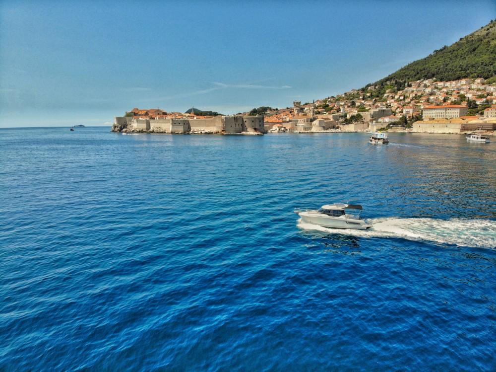 Yacht-Charter in Dubrovnik - Jeanneau Merry Fisher 795 auf SamBoat