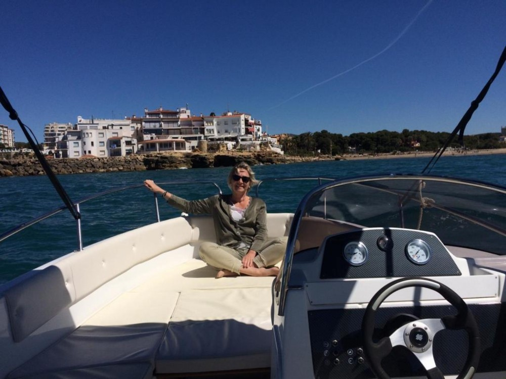 Yacht-Charter in Roda de Berà - Marinello Eden 20 auf SamBoat