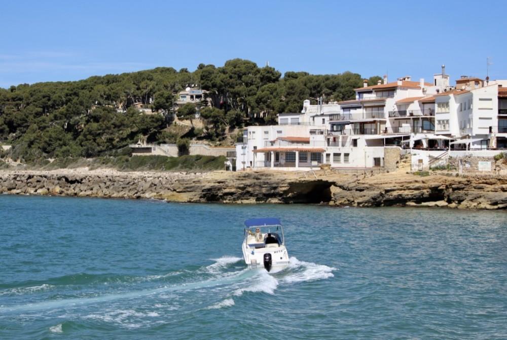 Motorboot mieten in Roda de Berà zum besten Preis