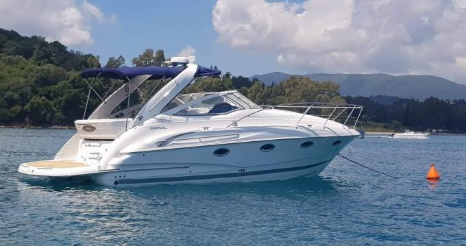 Motorboot mit oder ohne Skipper Doral mieten in Korfu