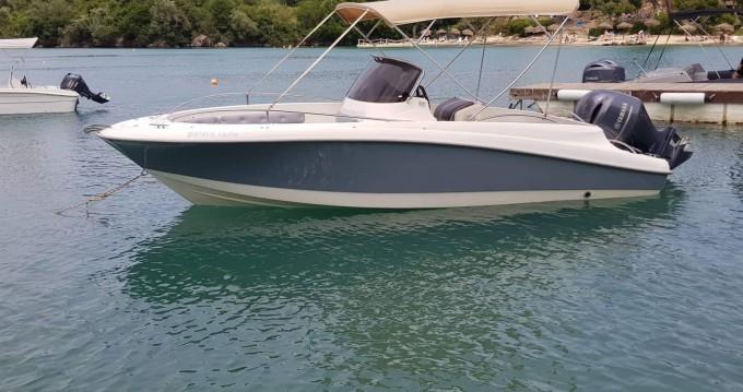 Yacht-Charter in Korfu - Blu-Blu ocean craft 22 auf SamBoat