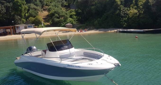 Motorboot mieten in Korfu - Blu-Blu ocean craft 22
