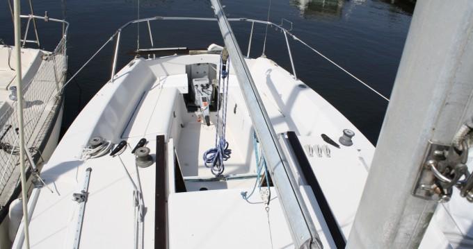 Yacht-Charter in La Teste-de-Buch - Jeanneau Brio auf SamBoat
