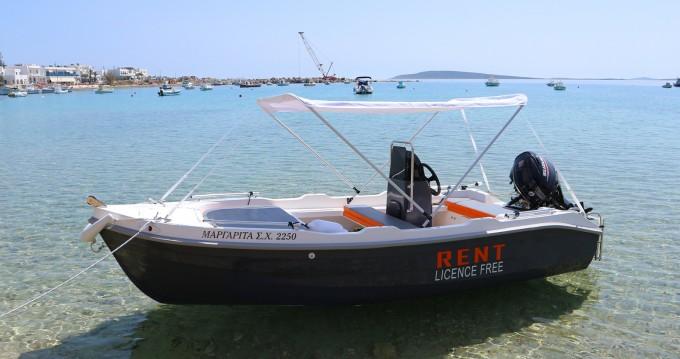 Vermietung Motorboot The Sailor's Ride mit Führerschein