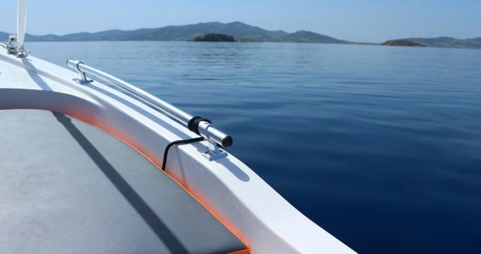 Motorboot mieten in Paros zum besten Preis