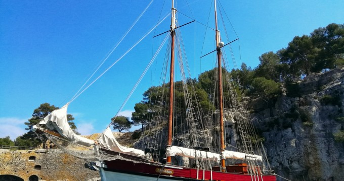 Yacht-Charter in Marseille - Chantier-Brauer-Hambourg GOELETTE auf SamBoat