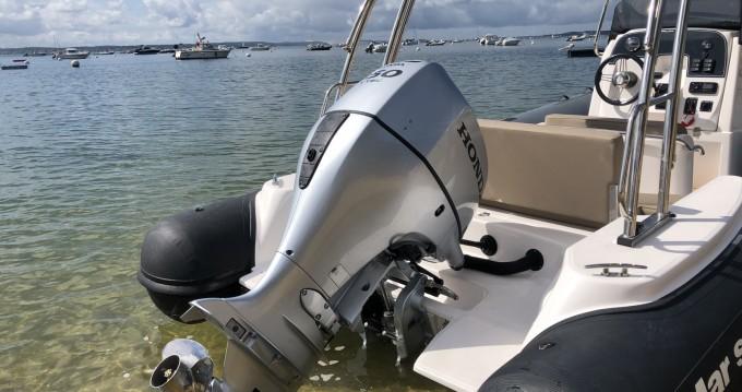 Schlauchboot mieten in Cap Ferret zum besten Preis