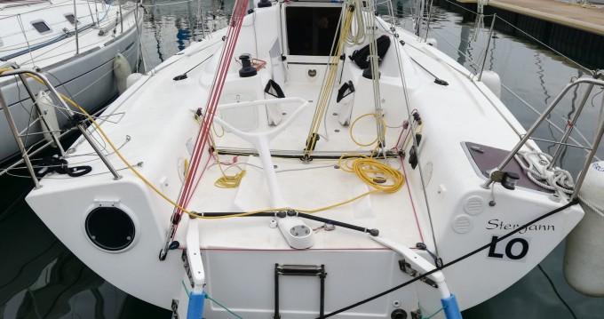 Segelboot mieten in Port Camargue - Jpk Jpk 960