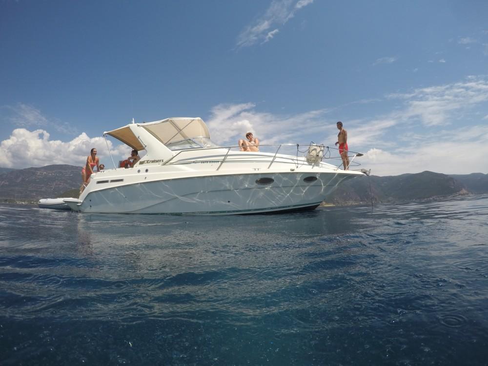 Yachten mit oder ohne Skipper Cruisers mieten in Nafpaktos