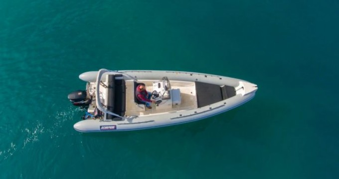 Yacht-Charter in Lefkas Egremni - Scorpion 740 auf SamBoat
