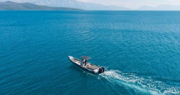 Schlauchboot mieten in Lefkas Egremni - Scorpion 860 8.69