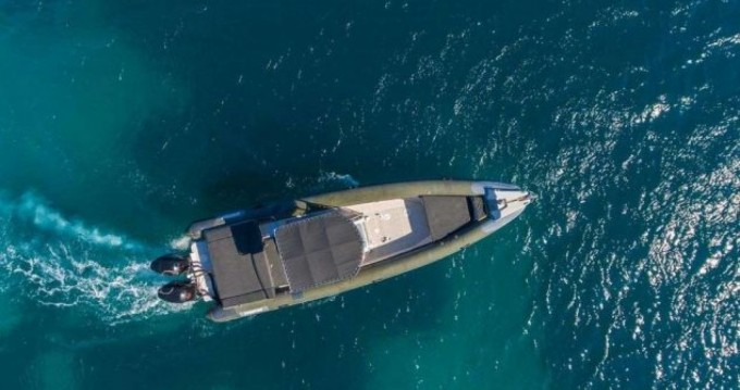 Yacht-Charter in Lefkas Egremni - Scorpion 860 8.69 auf SamBoat