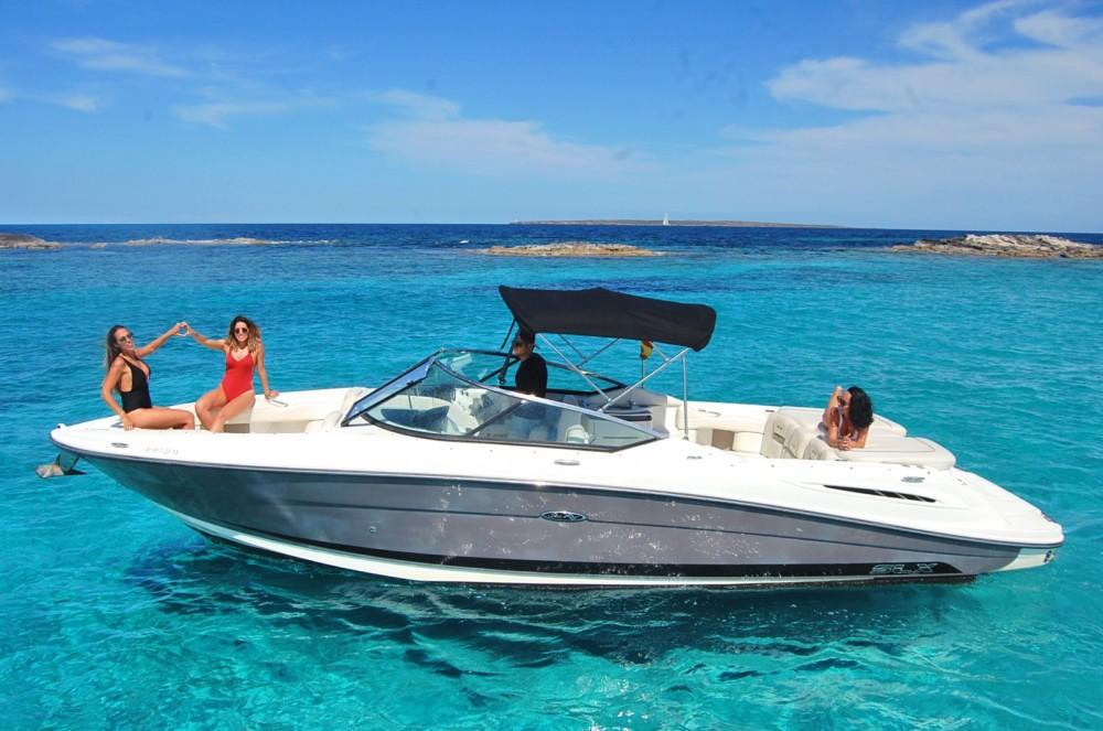 Ein Sea Ray 270 SLX mieten in Ibiza-Stadt