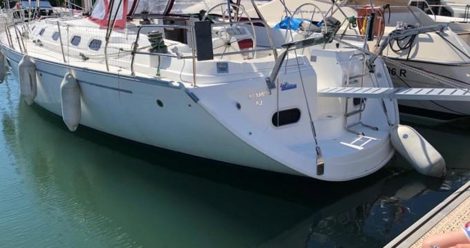 Ein Dufour Gib Sea 51 mieten in Golfe-Juan
