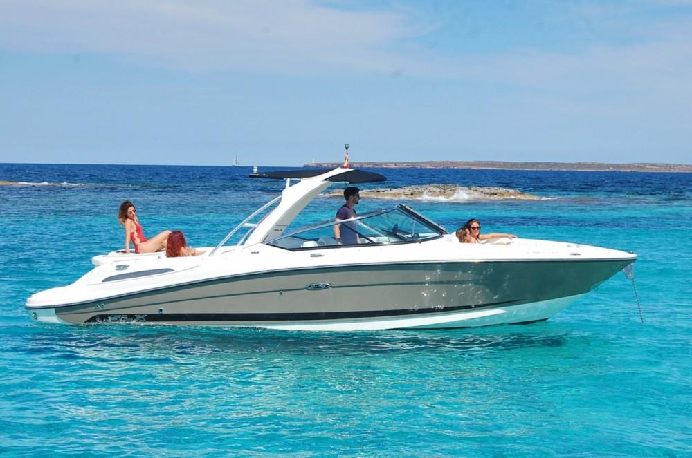 Sea Ray Sea Ray 270 SLX BAD zwischen Privatpersonen und professionellem Anbieter Ibiza-Stadt