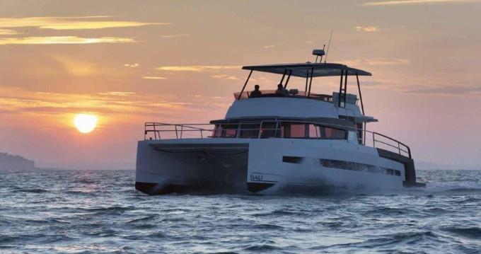 Bootsverleih Bali Catamarans Bali 4.3 MY Castelldefels Samboat