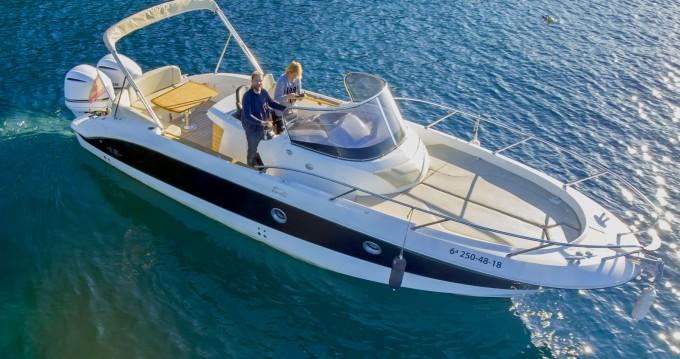 Motorboot mieten in Ibiza Town - Sessa Marine Key Largo 30