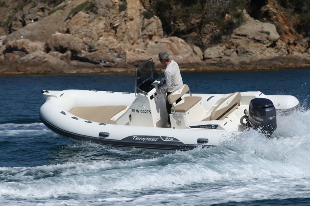 Yacht-Charter in Saint-Malo - Capelli Tempest 570 auf SamBoat