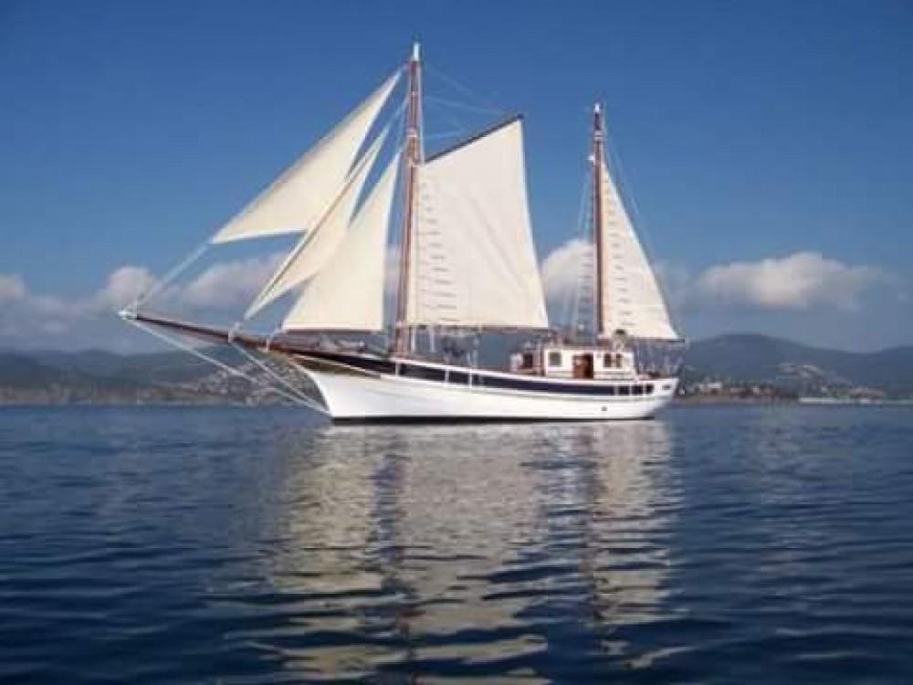 Segelboot mieten in Porto-Vecchio - Orsini Ketch
