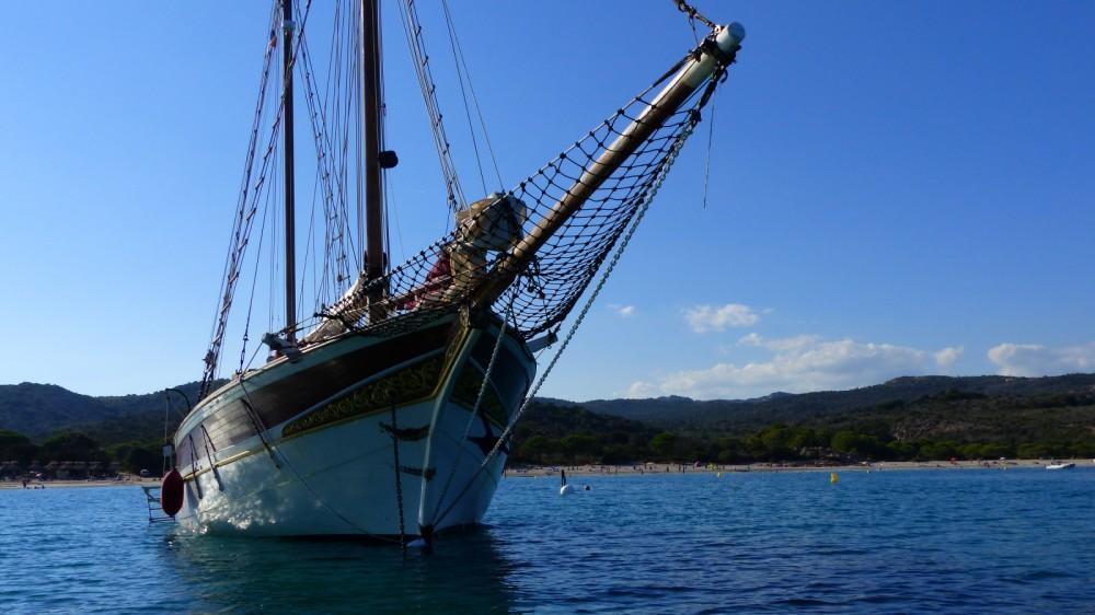 Bootsverleih Orsini Ketch Porto-Vecchio Samboat