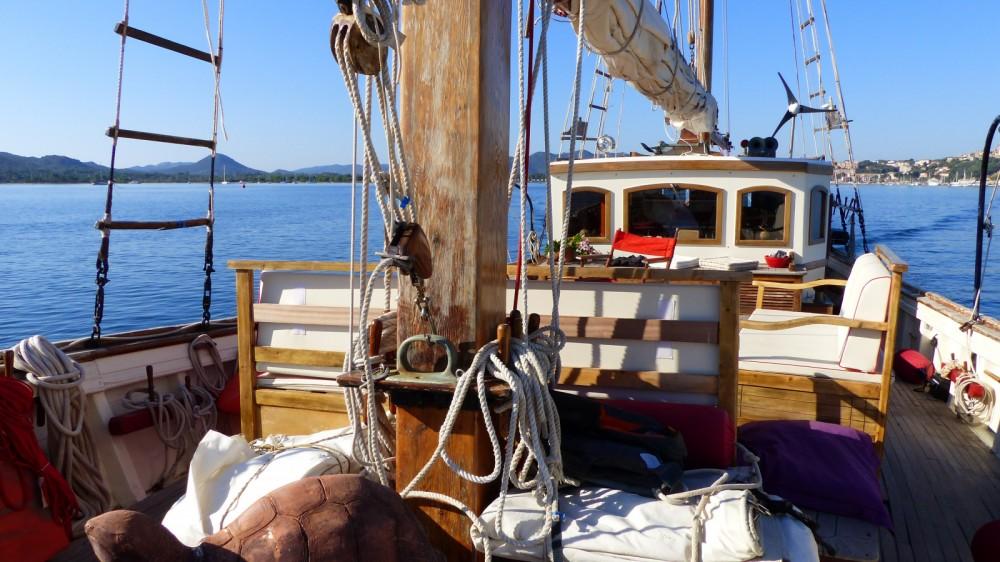 Yacht-Charter in Porto-Vecchio - Orsini Ketch auf SamBoat