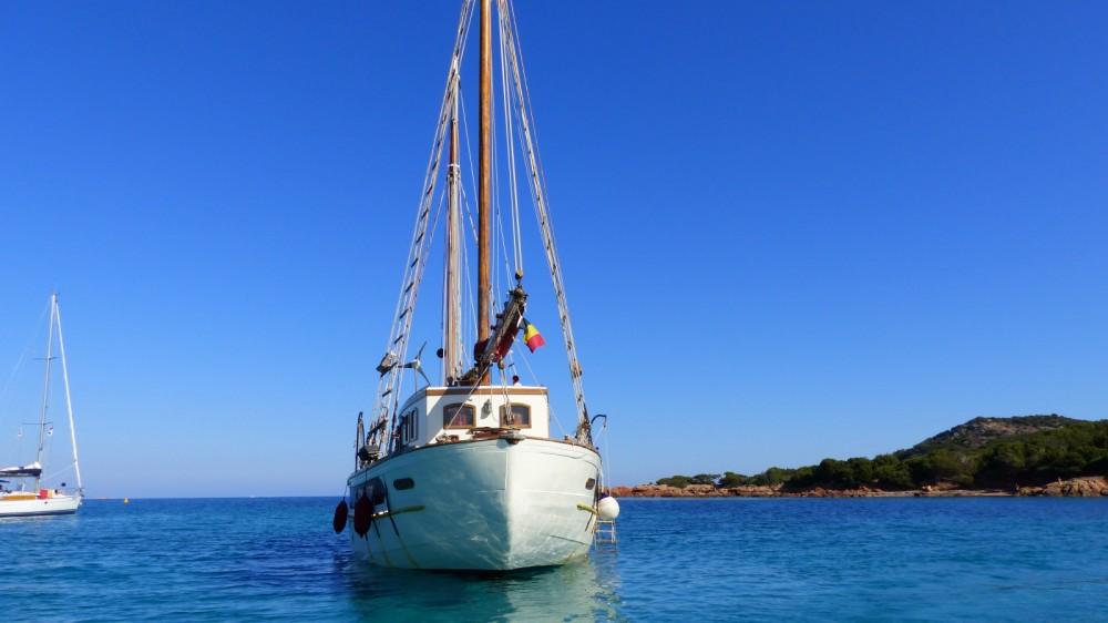 Vermietung Segelboot Orsini mit Führerschein