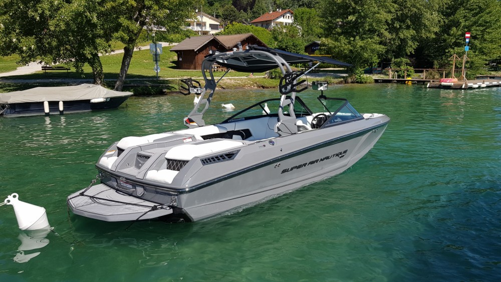 Yacht-Charter in Annecy - Nautique Correct Craft GS20 auf SamBoat