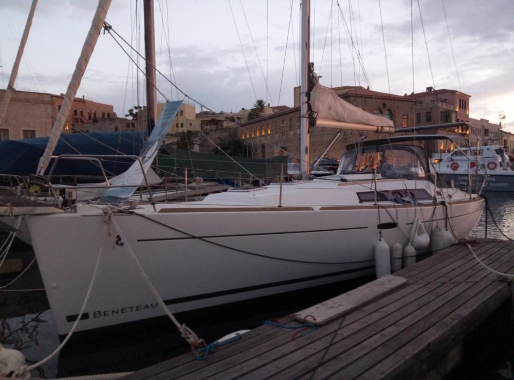 Segelboot mit oder ohne Skipper Bénéteau mieten in Chania