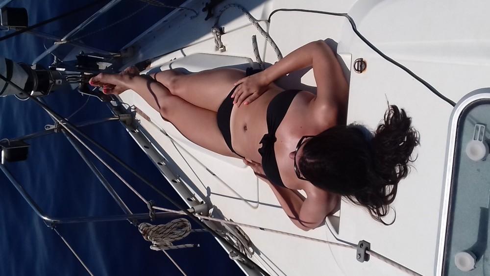 Ein Bénéteau Oceanis mieten in Chania