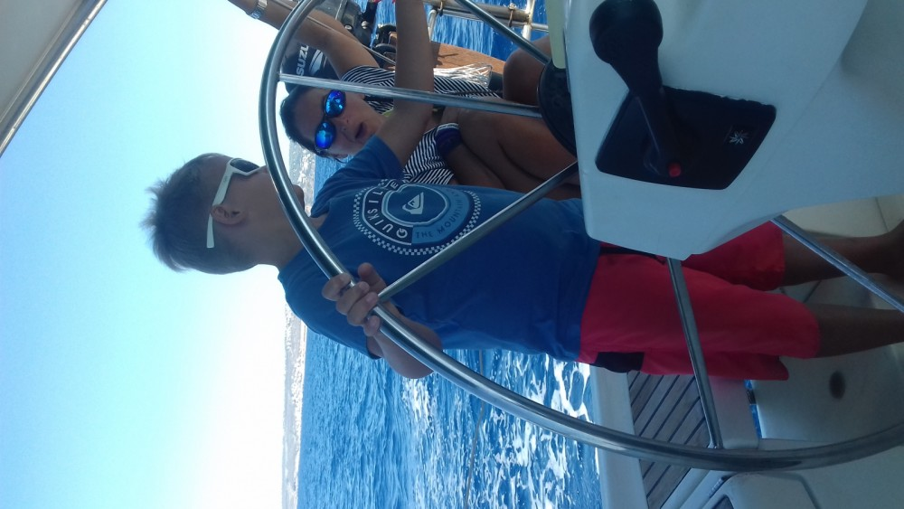 Segelboot mieten in Chania - Bénéteau Oceanis
