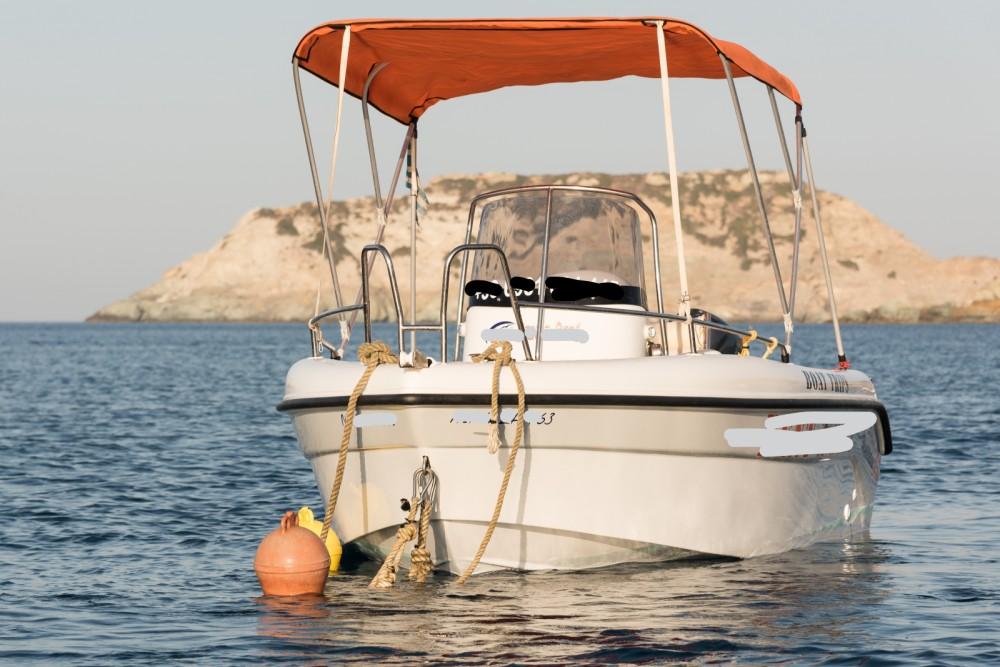 Motorboot mieten in Iraklion - Poseidon 480cc
