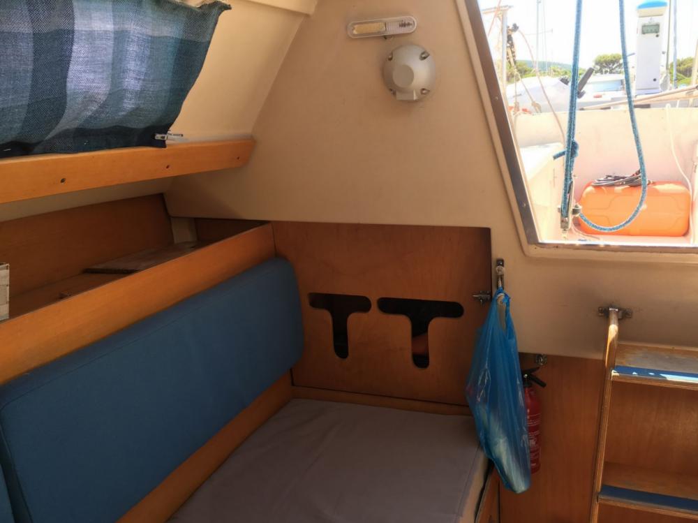 Yacht-Charter in Bormes-les-Mimosas - Aloa Aloa 25 auf SamBoat