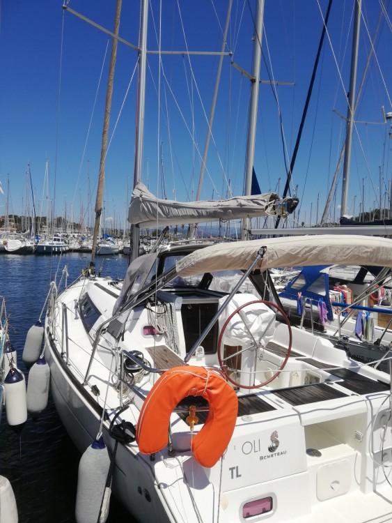 Bootsverleih Six-Fours-les-Plages günstig Oceanis 34