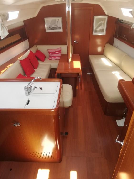 Segelboot mit oder ohne Skipper Bénéteau mieten in Six-Fours-les-Plages