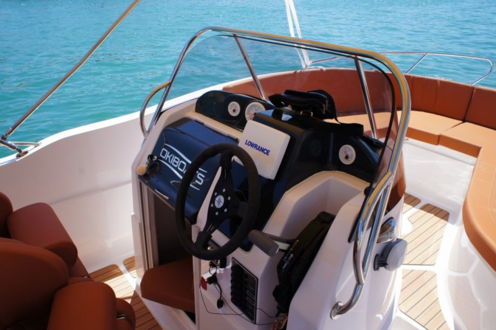 Bootsverleih Dubrovnik günstig Barracuda 545 Open