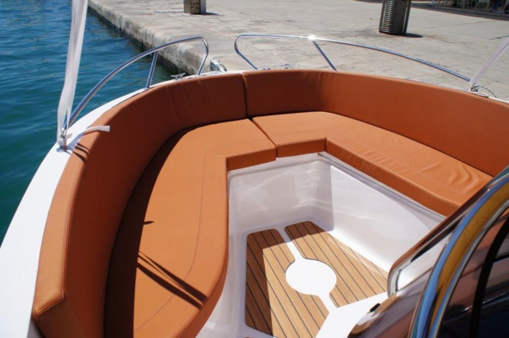 Motorboot mieten in Dubrovnik - Okiboats Barracuda 545 Open
