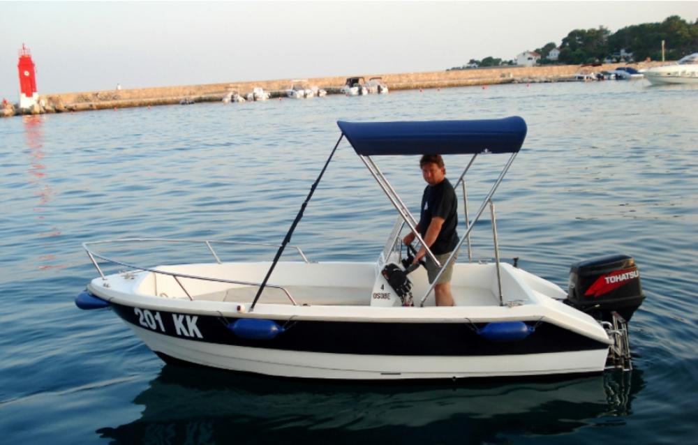 Vermietung Motorboot fisherman mit Führerschein