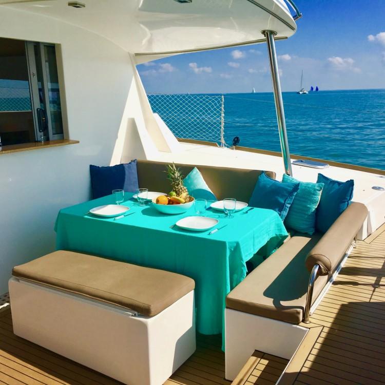 Yacht-Charter in Le Marin - Aventura Aventura 43 auf SamBoat