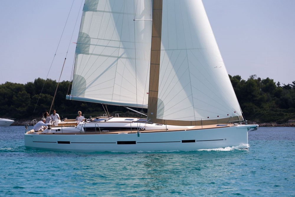 Yacht-Charter in Peloponnese - Dufour Dufour 460 GL auf SamBoat