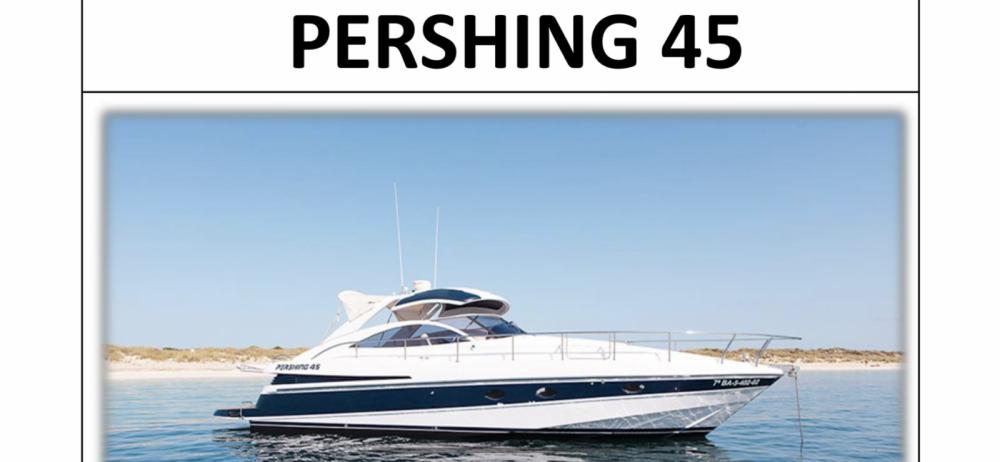 Bootsverleih Pershing Pershing 45 Ibiza Samboat