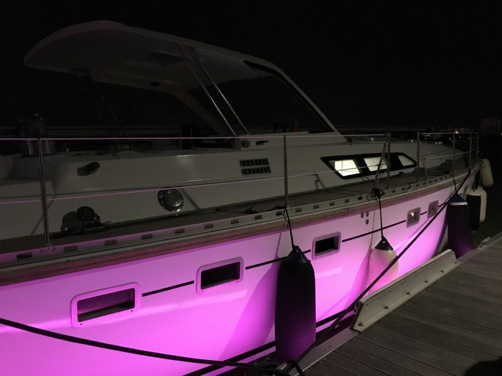 Vermietung Segelboot Dynamique Yacht mit Führerschein